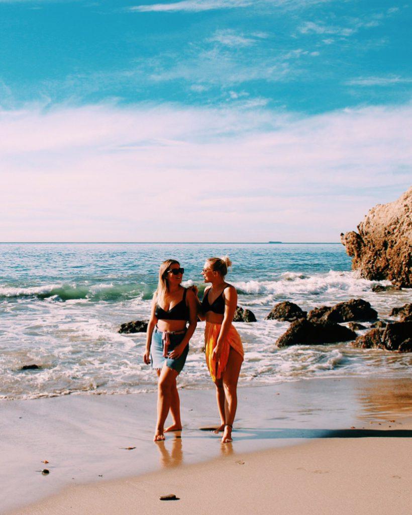 Trascorrere un Giorno in Spiaggia da Vero Americano