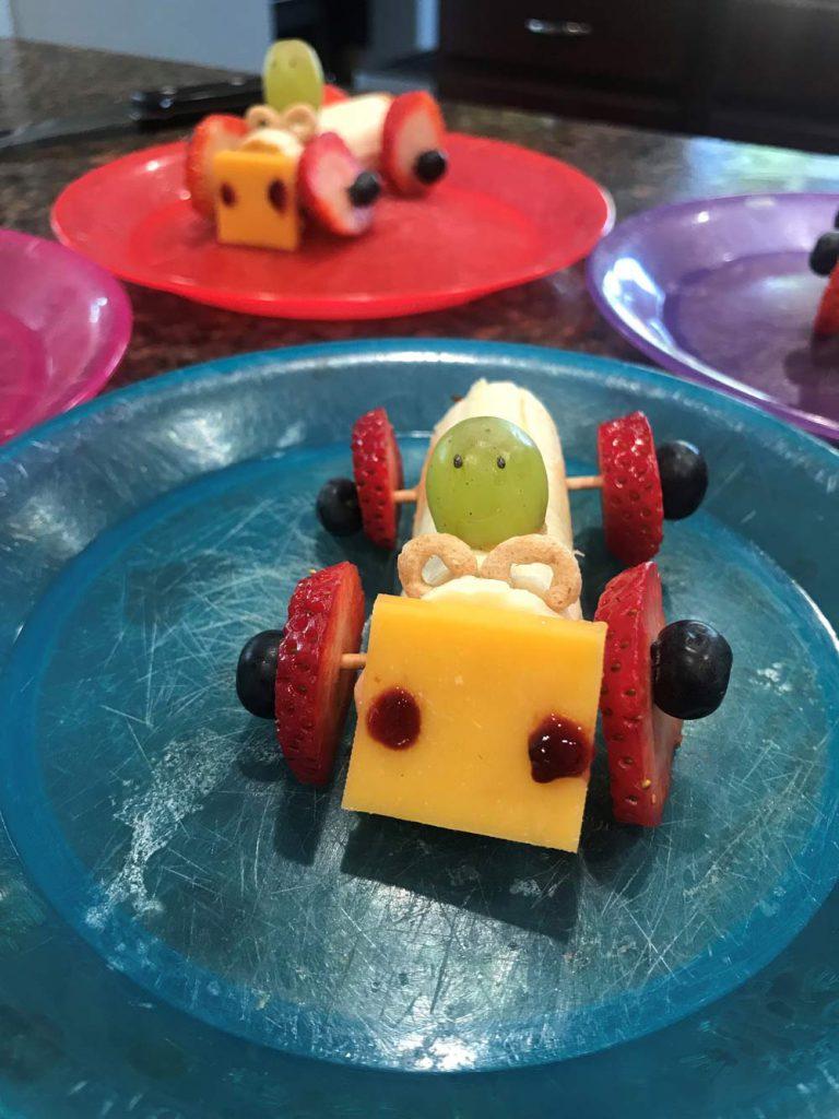 Food Art per i Tuoi Bambini Ospitanti